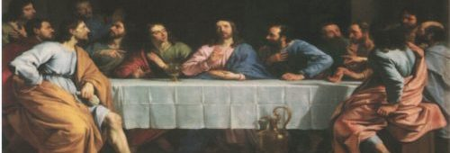Lord's Last Passover Supper